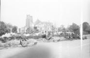 157 Arnhem verwoest, 1945