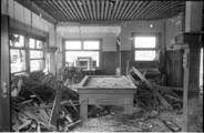 266 Arnhem verwoest, 1945