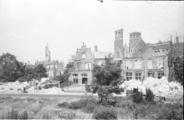 277 Arnhem verwoest, 1945