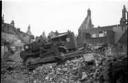 329 Arnhem verwoest, 1945