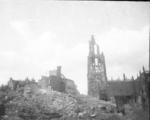 348 Arnhem verwoest, 1945