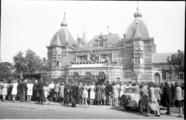 389 Arnhem verwoest, 1945