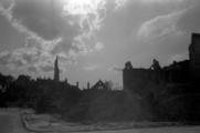 493 Arnhem verwoest, 1945