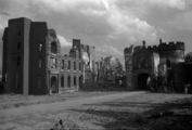 508 Arnhem verwoest, 1945