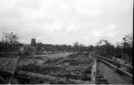 536 Arnhem verwoest, 1945