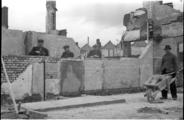 575 Arnhem verwoest, 1945