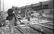 576 Arnhem verwoest, 1945