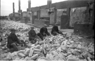 581 Arnhem verwoest, 1945