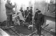 585 Arnhem verwoest, 1945