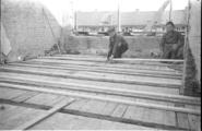 589 Arnhem verwoest, 1945