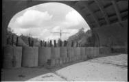 600 Arnhem verwoest, 1945