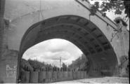 601 Arnhem verwoest, 1945