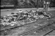 633 Arnhem verwoest, 1945