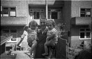 634 Arnhem verwoest, 1945