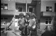 636 Arnhem verwoest, 1945