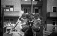 638 Arnhem verwoest, 1945