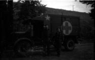 644 Arnhem verwoest, 1945