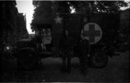 645 Arnhem verwoest, 1945