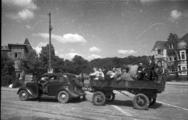 671 Arnhem verwoest, 1945