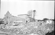 676 Arnhem verwoest, 1945