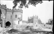 697 Arnhem verwoest, 1945