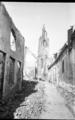 698 Arnhem verwoest, 1945