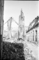 699 Arnhem verwoest, 1945