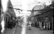 706 Arnhem verwoest, 1945