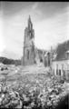 768 Arnhem verwoest, 1945