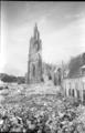 769 Arnhem verwoest, 1945