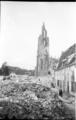 771 Arnhem verwoest, 1945