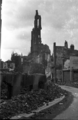 827 Arnhem verwoest, 1945
