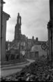 828 Arnhem verwoest, 1945
