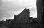 831 Arnhem verwoest, 1945