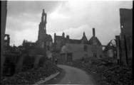 847 Arnhem verwoest, 1945