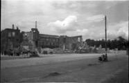 855 Arnhem verwoest, 1945
