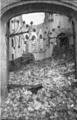 864 Arnhem verwoest, 1945