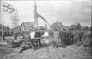 867 Arnhem verwoest, 25 september 1945