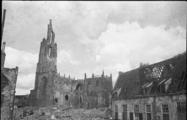 890 Arnhem verwoest, 1945