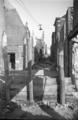 909 Arnhem verwoest, 1945