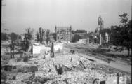 916 Arnhem verwoest, 1945