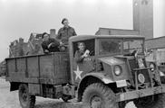 137 Verwoestingen, 1945