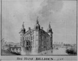 399 Kasteel Biljoen, 1744