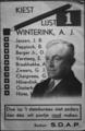 4213 Personen, 1920 - 1950