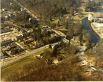 573 Luchtfoto Rozendaal, 1980 - 2000