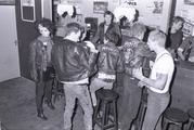 14178-0001 Stokvishal. Punkcafé, 11-12-1982