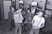 14178-0003 Stokvishal. Punkcafé, 11-12-1982