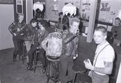 14178-0004 Stokvishal. Punkcafé, 11-12-1982