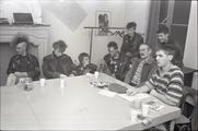 16955-0001 Vergadering punkers, 19-01-1984