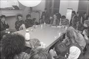 16955-0004 Vergadering punkers, 19-01-1984